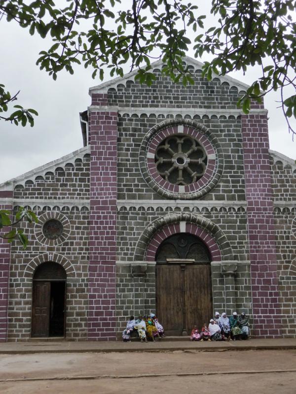 Kilema Church 5
