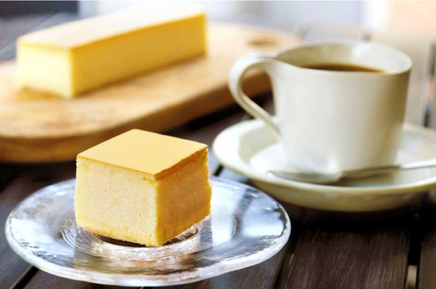 クリオロの「幻のチーズケーキ」