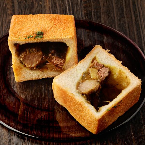 国産牛カレーパン
