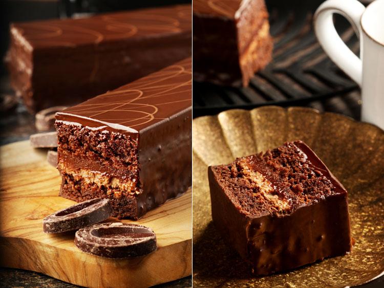 濃厚チョコレートケーキ「トレゾー」