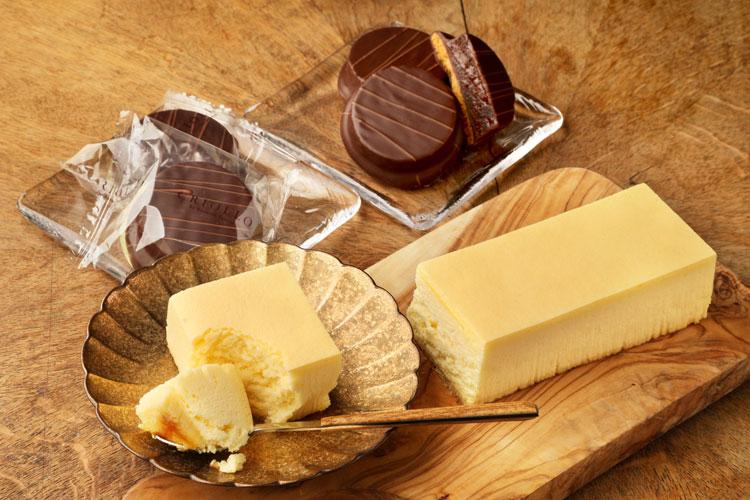 キキ・ナチュール5個と幻のチーズケーキのセット