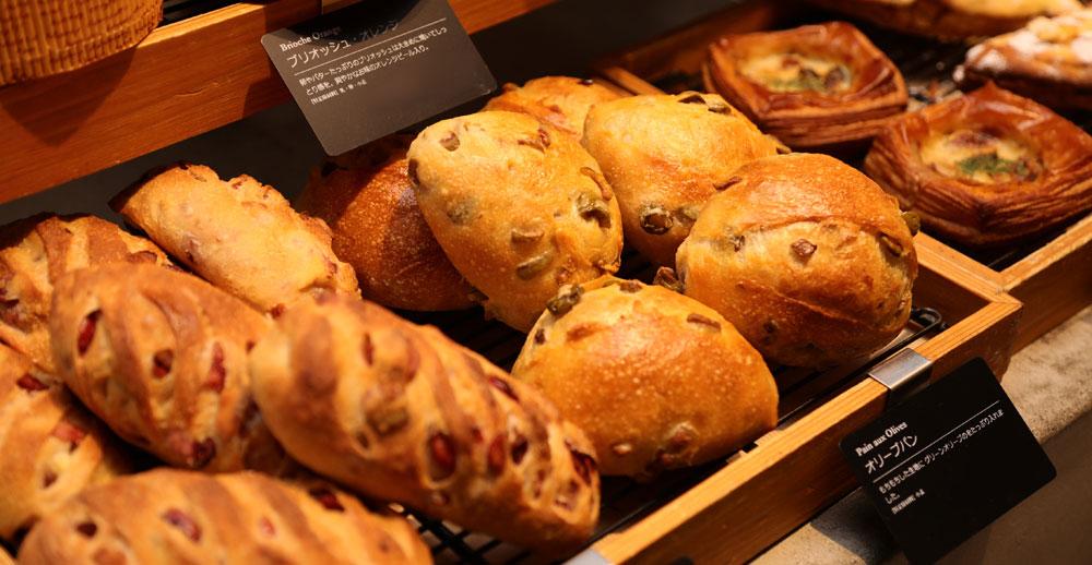 クリオロのパン